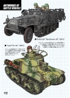 ARTWORKS OF BATTLE VEHICLE -Tale.08-
