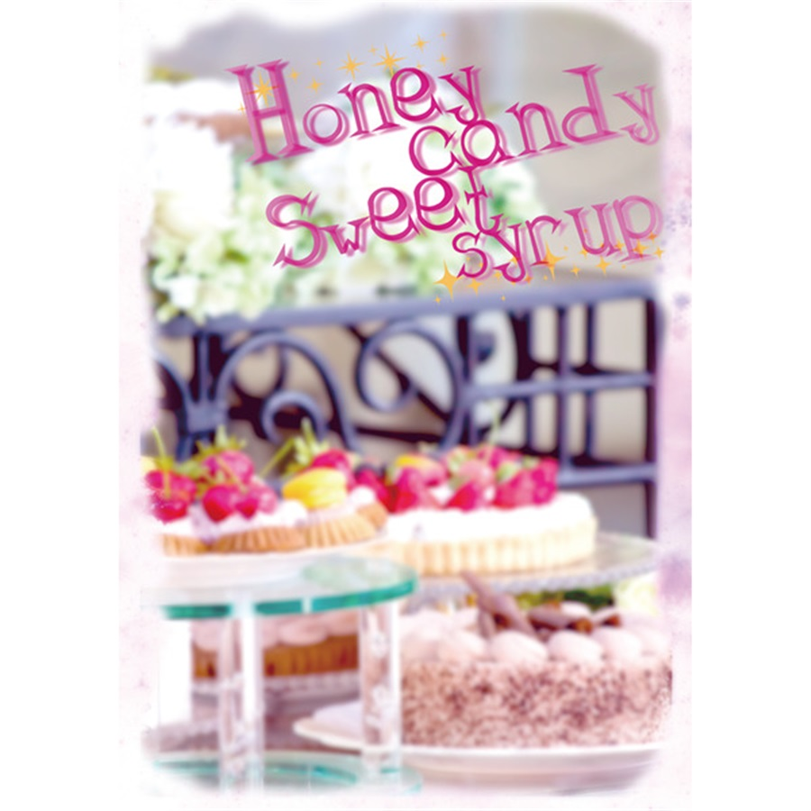 Honeycandy Sweetsyrup