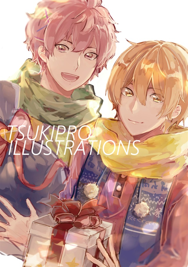TSUKIPRO ILLUSTRATIONS