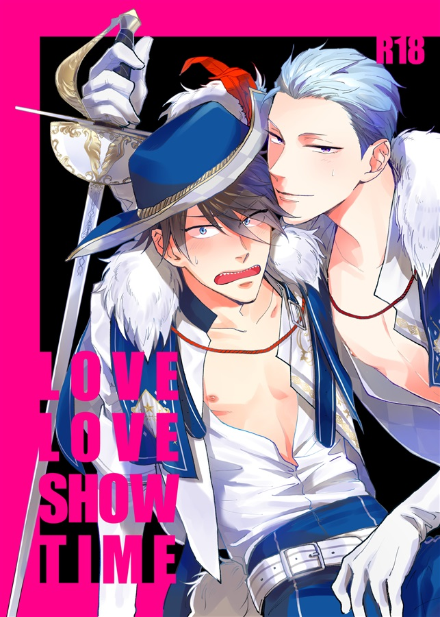 LOVE LOVE SHOW TIME!