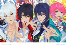 36.8℃'s illusutarion collection hypnosismic#1
