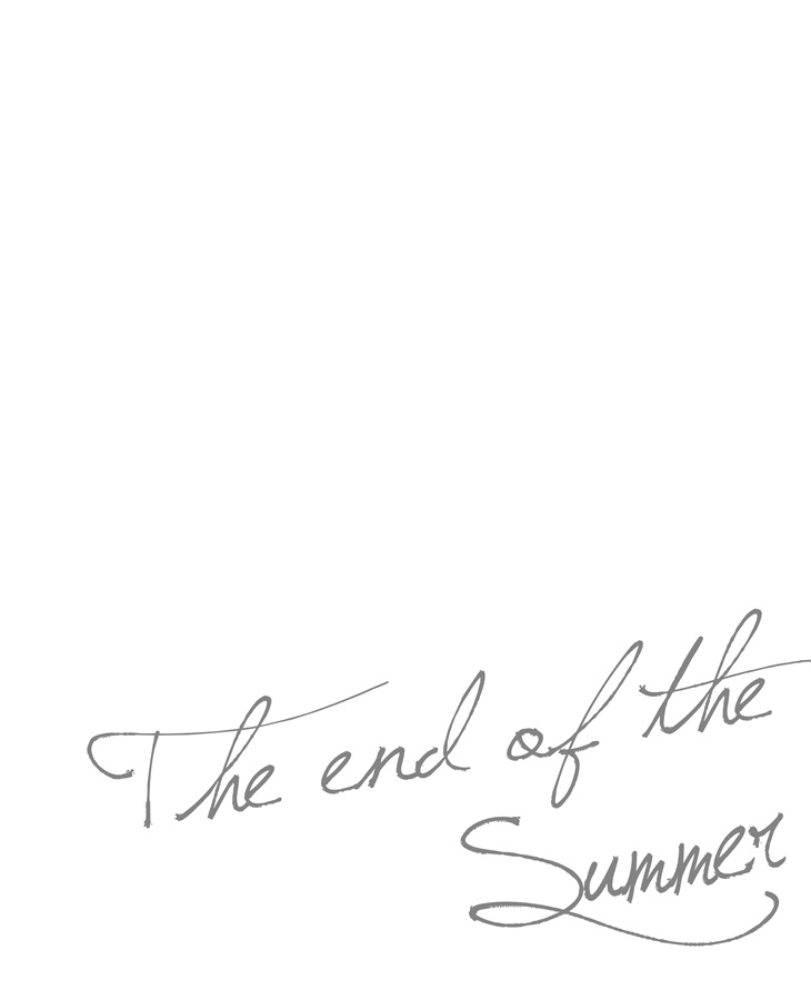 The end of the Summer