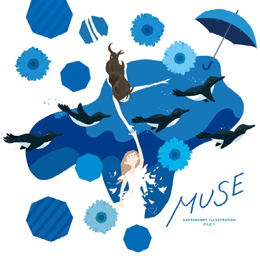 MUSE -SANTABUNNY ILLUSTRATION FILE -