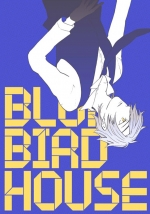 BLUE BIRD HOUSE1