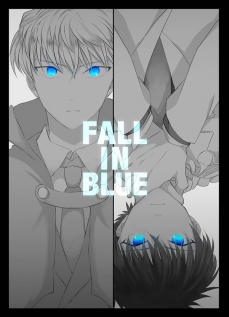 FALL IN BLUE