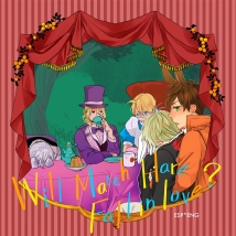 Will March Hare Fall in love?
