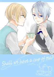 Shall we have a cup of tea?