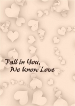 Fall In You,We Know Love