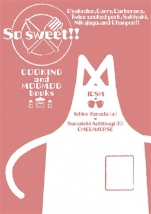 So sweet!!~COOKING and MOGMOG books~