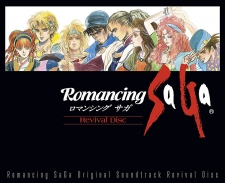 Romancing Sa・Ga Original Soundtrack Revival Disc(映像付サントラ/Blu-ray Disc Music)