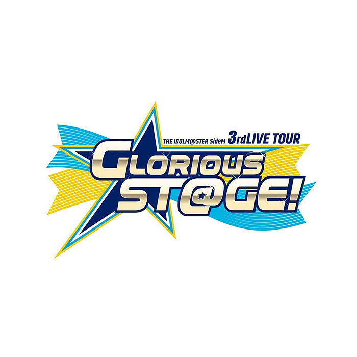 THE IDOLM@STER SideM 3rdLIVE TOUR ~GLORIOUS ST@GE!~ LIVE Blu-ray Side SENDAI