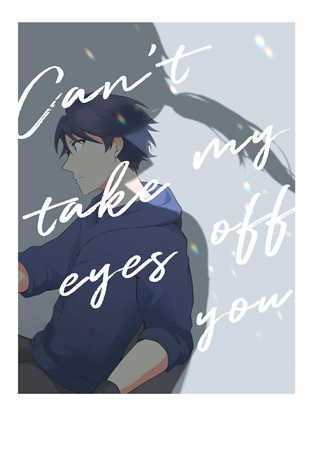 Can't take my eyes off you