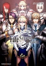Fate/Grand Order コミックアラカルト 4