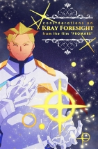 "considerations on Kray Foresight from the film ""PROMARE"""
