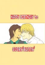 HAPPY BIRTHDAY to EVERY'BUNNY'【特典付】