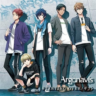 ARGONAVIS from BanG Dream! Argonavis STARTING OVER/ギフト 通常盤