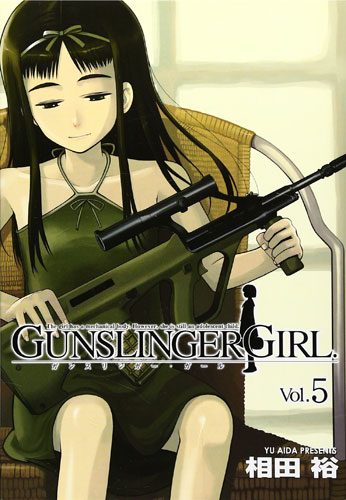 GUNSLINGER GIRL 5