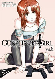 GUNSLINGER GIRL 6