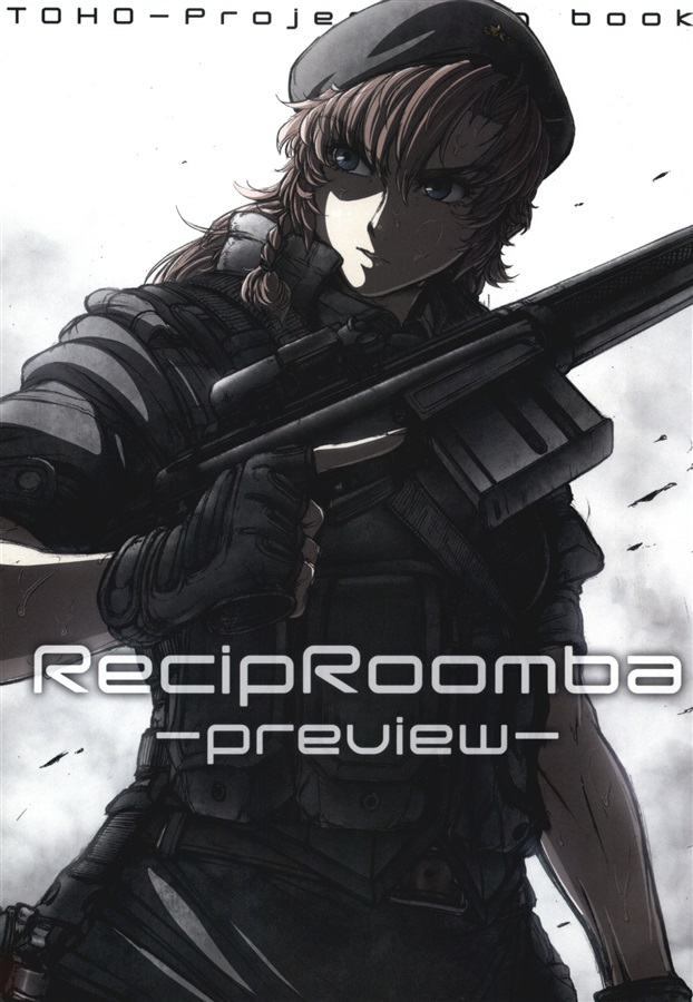 RecipRoomba -preview-
