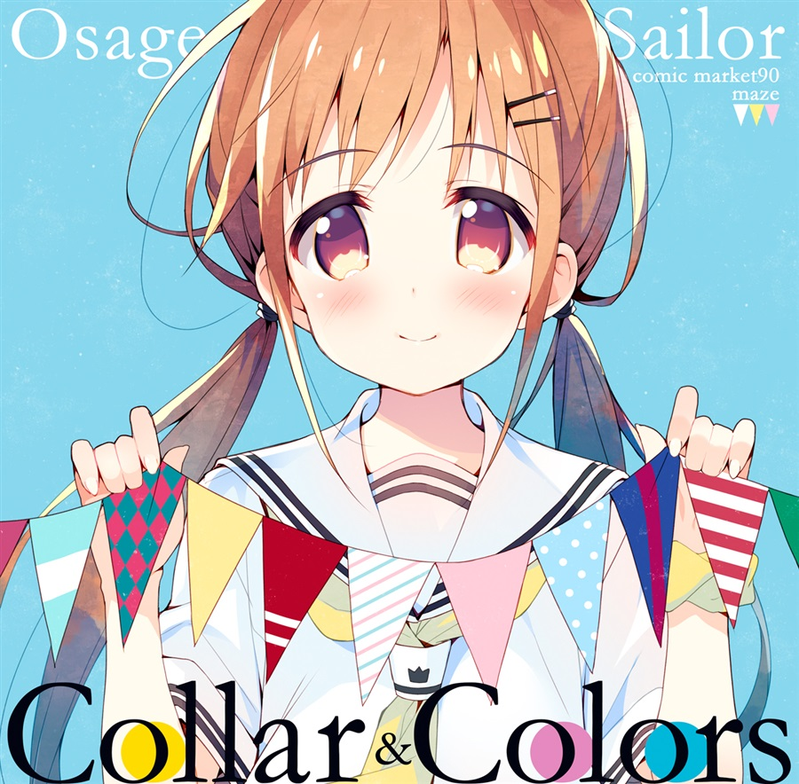 OSAGE Sailor Collar&Colors