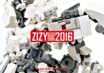 ZIZY BLOCK ROBOT BOOK 2016