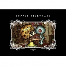 絵本『PUPPET NIGHTMARE』