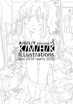 K/M/H/K ILLustrations late 2014 - early 2018 (A/G/L/Y volume1,3/5)