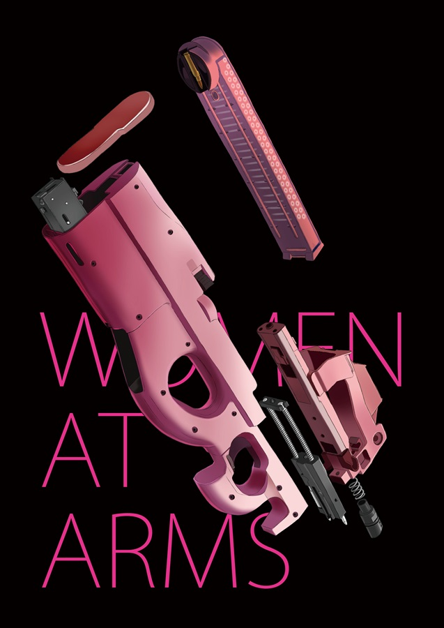 WOMEN AT ARMS