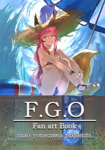 F.G.O Fan art Book