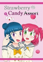 Strawberry Candy Assort
