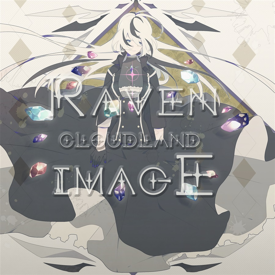RAVEN IMAGE -CLOUD LAND-