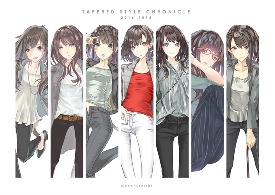 TAPERED STYLE CHRONICLE