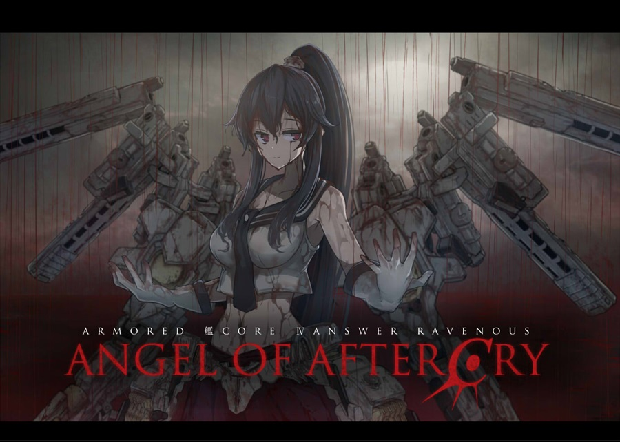 ANGEL OF AFTER CRY