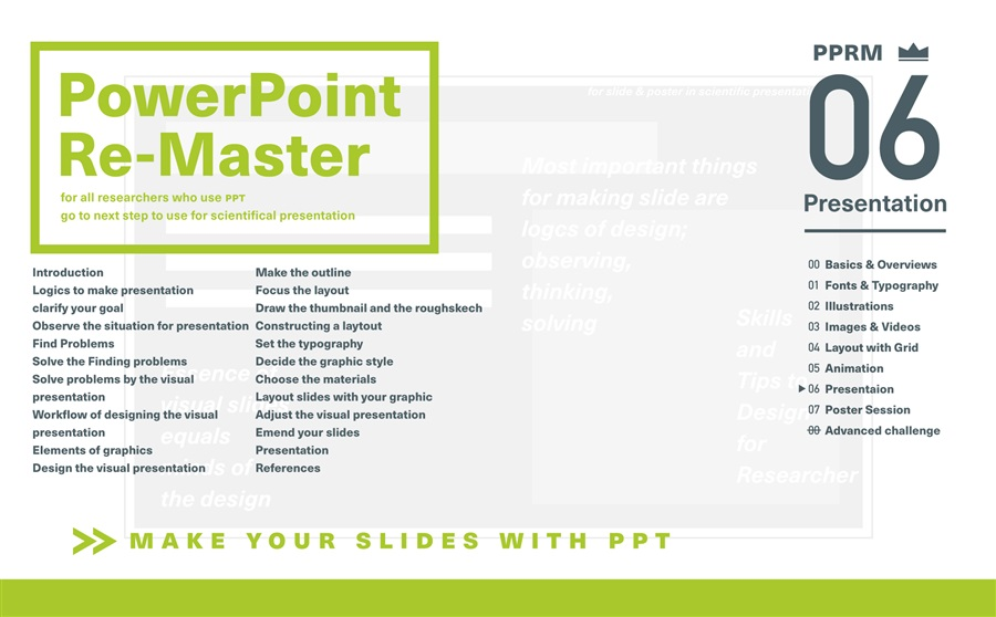 PowerPoint Re-Master 06 Presentation