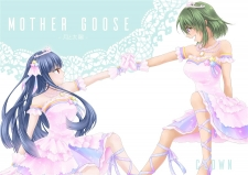 MOTHER GOOSE -月と太陽-