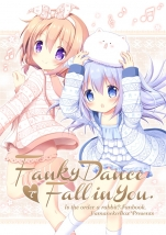 FankyDanceでFall in you
