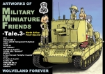 MILITARY MINIATURE FRIENDS -Tale.3-