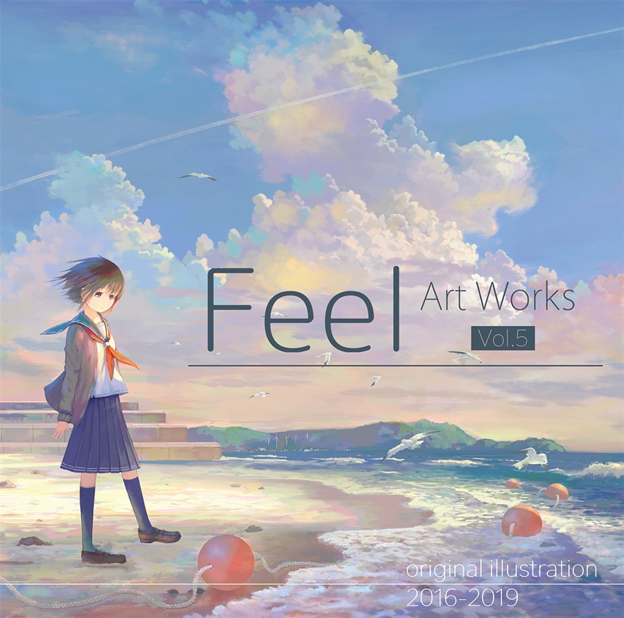 Feel Art works Vol.5