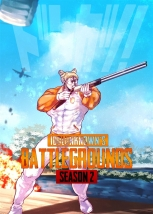 IDOLUNKNOWN'S BATTLEGROUNDS -SEASON2-