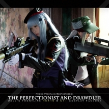 Maou's Frontline - The Perfectionist and the Dawdler