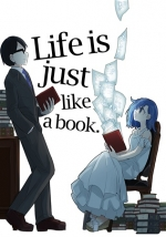 Life is just like a book