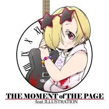 THE MOMENT of THE PAGE