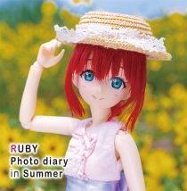 RUBY Photo diary in Summer