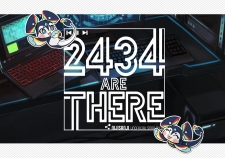 2434 are THERE