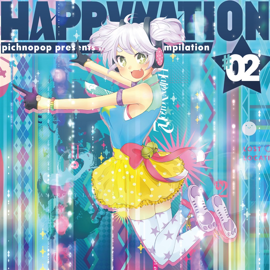 HAPPYNATION #02