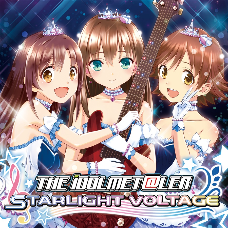 THE IDOL MET@LER -STARLIGHT VOLTAGE-