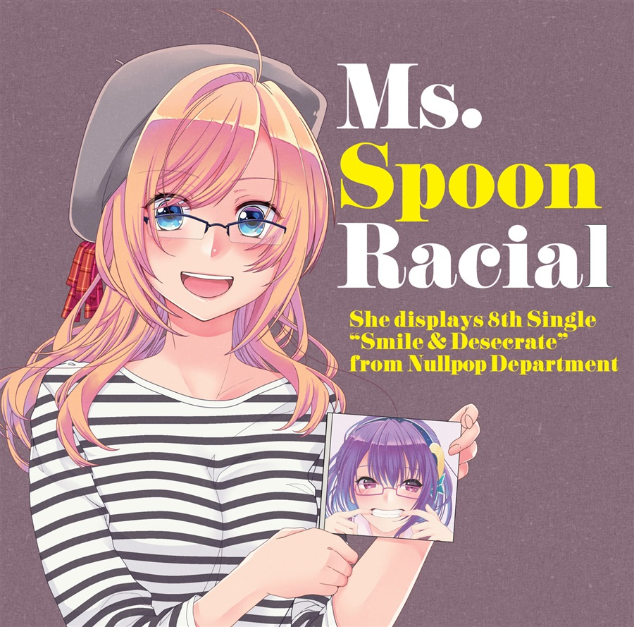 Ms. Spoon Racial