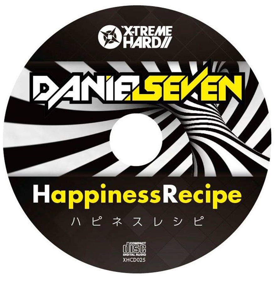 Daniel Seven - Happiness Recipe
