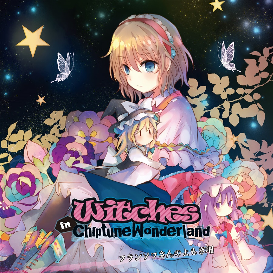 Witches in Chiptune Wonderland