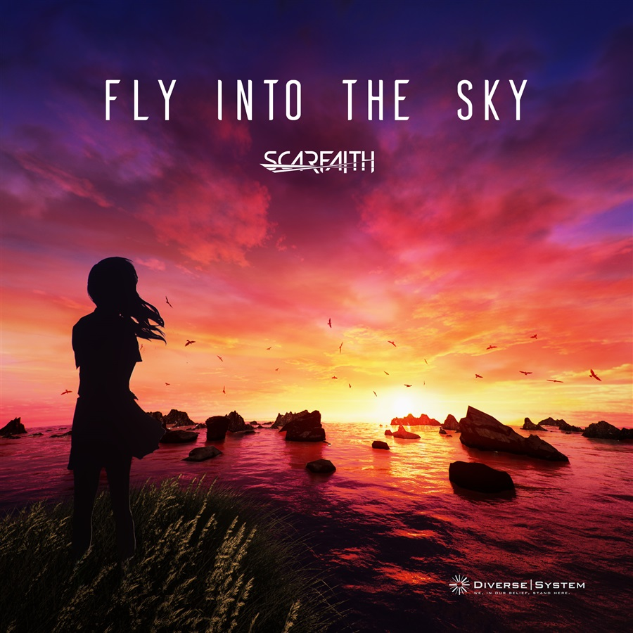 FLY INTO THE SKY